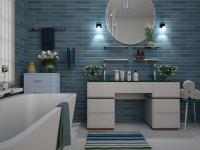 5 úplne lacných vecí, ktoré spravia kúpeľňu absolútne štýlovou