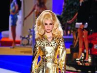 Golden Girl: Opulentné kúsky so sexi strihom zvás vyčarujú ozdobu nielen večierka