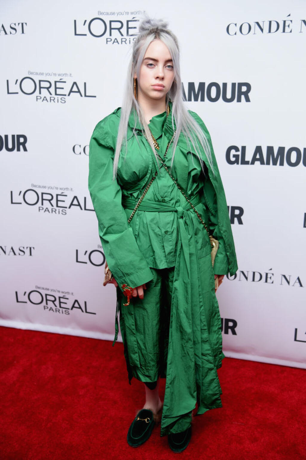 ZMENA: Billie Eilish vymenila svoje zelené vlasy za blond