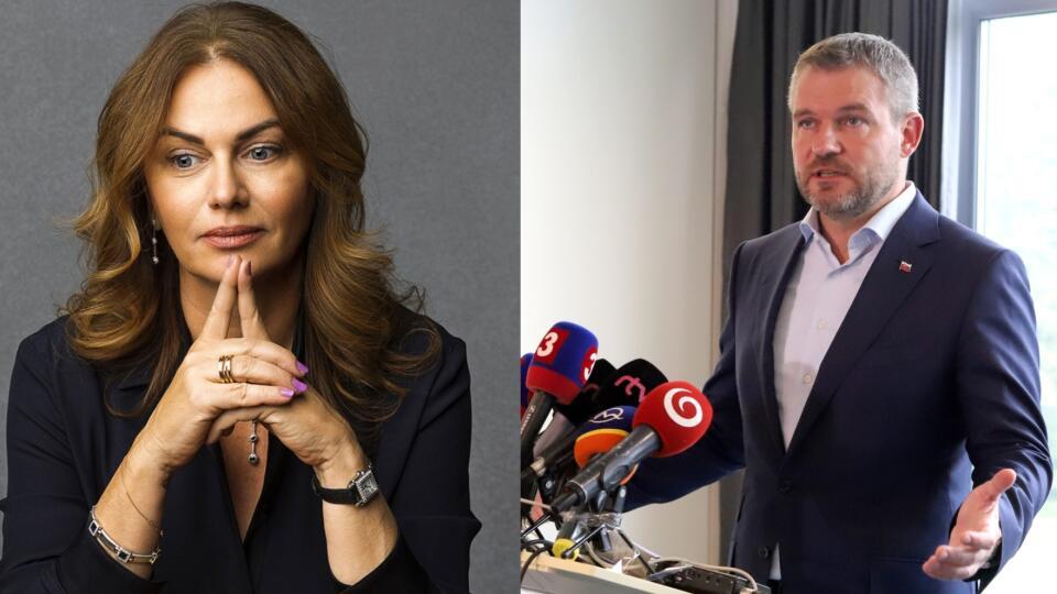 Monika Beňová otvorene o politike Petra Pellegriniho
