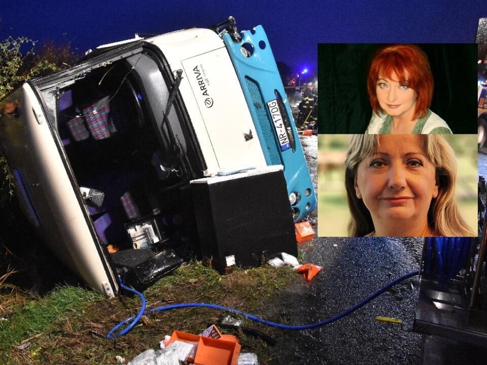 Strašná havária pri Nitre si vyžiadala v stredu 12 ľudských životov.