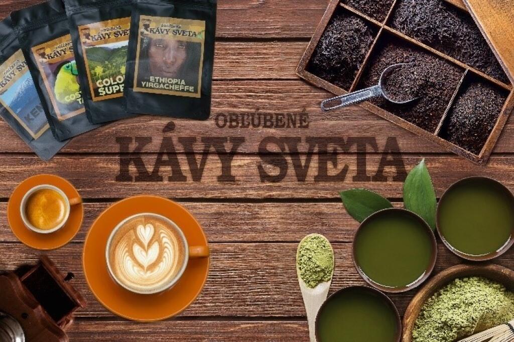 Na Slovensku sa predávajú prémiové kávy za štandardné ceny – zistite kde