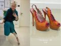 FOTO Pallová rozpredáva LUXUSNÝ šatník: Topánky za 10 eur, činčila za 150 či plavky za 1 EURO!