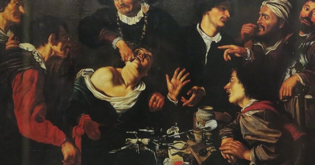 Trhanie zubov bolo mučenie, používali sa aj kováčske kliešte