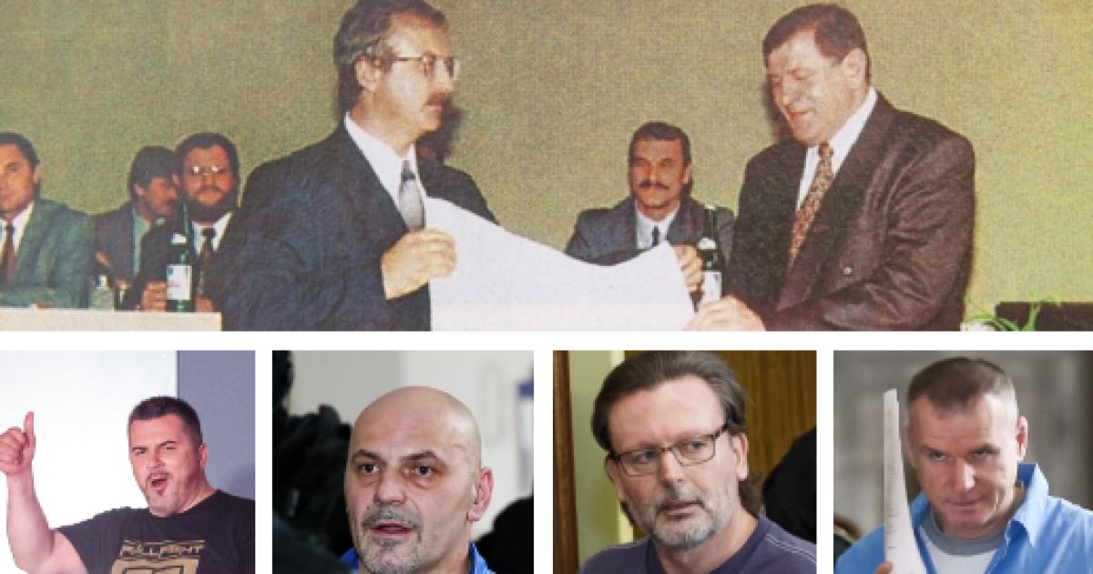 ČERNÁKOVCI A SÝKOROVCI: Delenie peňazí po likvidácii politika HZDS malo svoje pravidlá