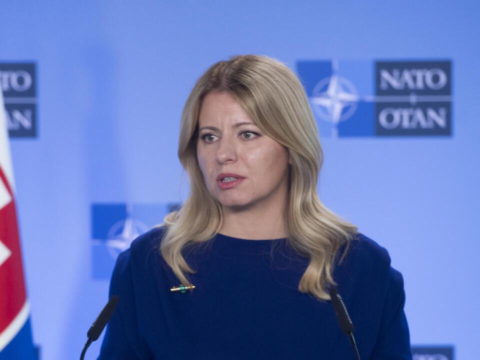 Prezidentka SR Zuzana Čaputová na oficiálnej návšteve Bruselu reprezentovala na výbornú