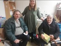 Prešovčanka Viera pomáha ľuďom postihnutým výbuchom:...