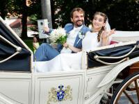 FOTO Na Ďurovčíkovej svadbe došlo takmer k tragédii. Nečakaná udalosť!