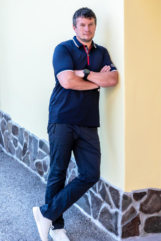 Former Director of the National Criminal Agency (NAKA) Branislav Zurian.