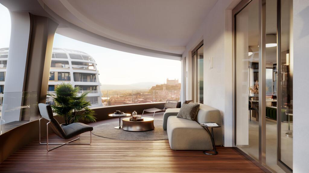 Sky Park- penthouse